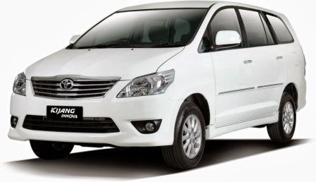 Rental Mobil Innova di Makassar
