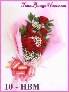 Karangan Bunga Untuk Valentine