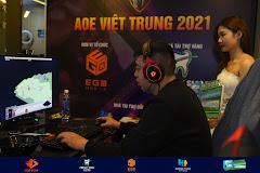AoE Việt Trung 2021: Sứ giả EGO Play đang làm tốt nhiệm vụ