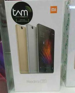 harga Xiaomi 3s resmi distributor