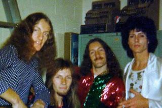 Ragnarok, Leopard Inn, Napier, 1977