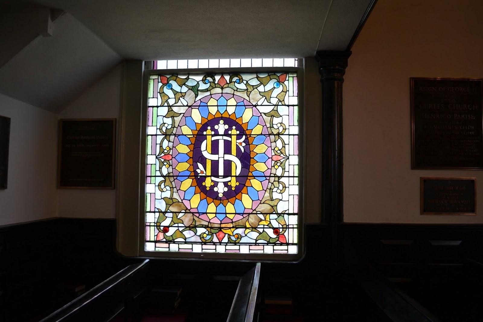 Церковь Святого Джона. Ричмонд, Вирджиния (St. John's Episcopal Church. Richmond, VA)