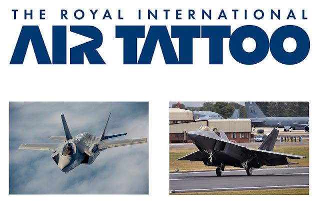 ROYAL INTERNATIONAL AIR TATTOO 2016