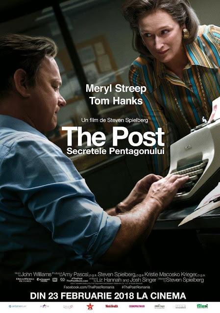 """""""The Post: Secretele Pentagonului"""""""