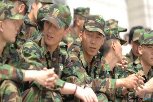 Golkar Usulkan CPNS Ikut Wajib Militer seperti di Korsel