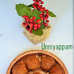 Unniyappam Recipe | Neyyappam | Nei Appam | Onam Sadya Recipe