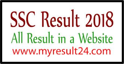 SSC Result 2018 logo