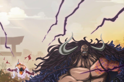 Spoiler Manga One Piece Chapter 924 Bahasa Indonesia (Ha..)