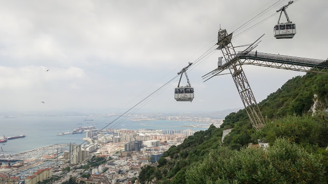 Conil de la Frontera - Gibraltar | Hilden meets Kiwi