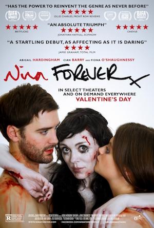 Poster Nina Forever 2015
