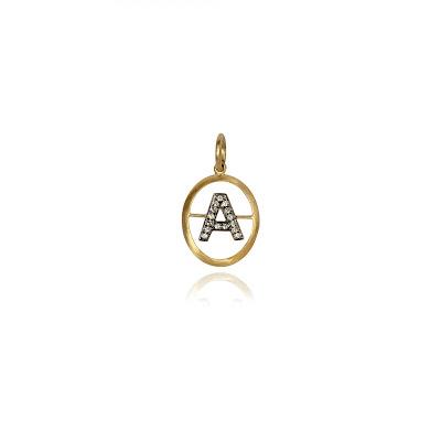 Annoushka Alphabet A Pendant