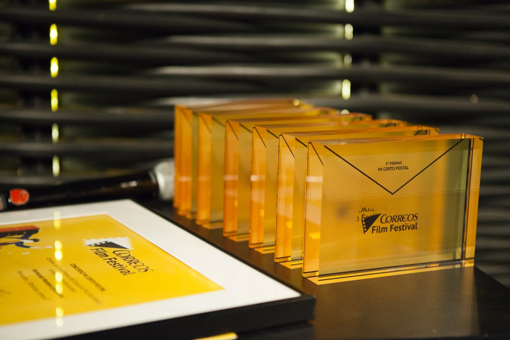 CORREOS FILM FESTIVAL  premios