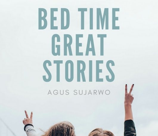 Buku Bed Time Great Stories