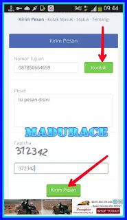 Cara SMS gratis di hp Android