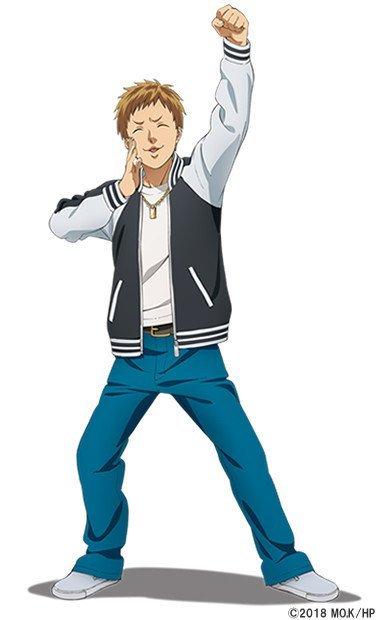 Kengo Kawanishi como Sabu, hermano menor de Nitta.