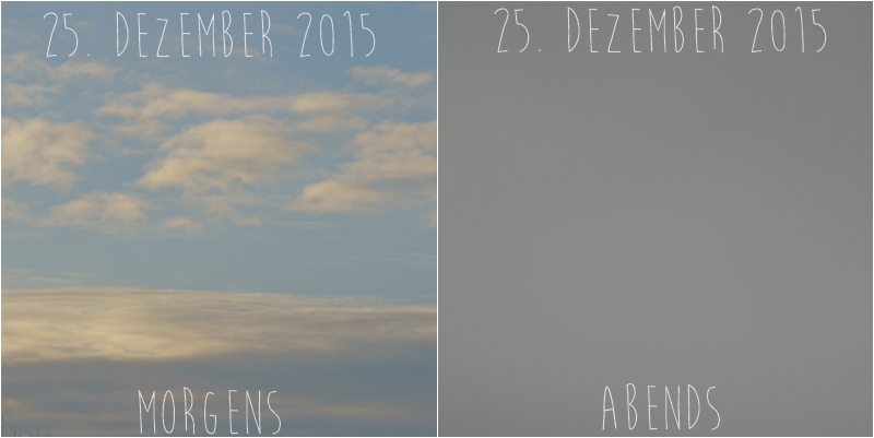 Blog + Fotografie by it's me! - Himmel am 25.12.2015