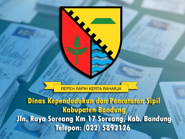 Pertanyaan Umum Seputar Dokumen Kependudukan ke Didsdukcapil Kab. Bandung