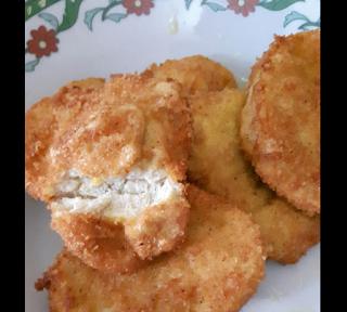 Nugget Ayam Homemade Mudah Sedap