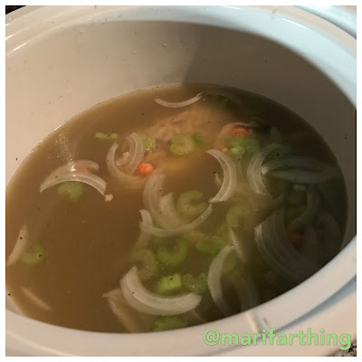 @marifarthing chicken soup