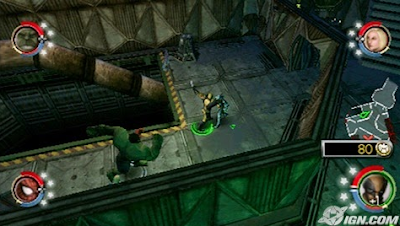 Marvel Ultimate Alliance 2 PSP