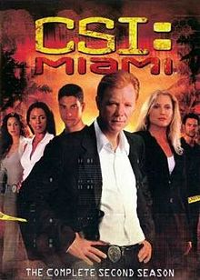 CSI: Miami Temporada 2