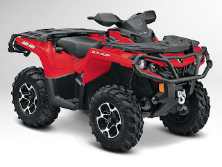 Can-Am Outlander/Renegade 800/1000 Series Repair Servi ...