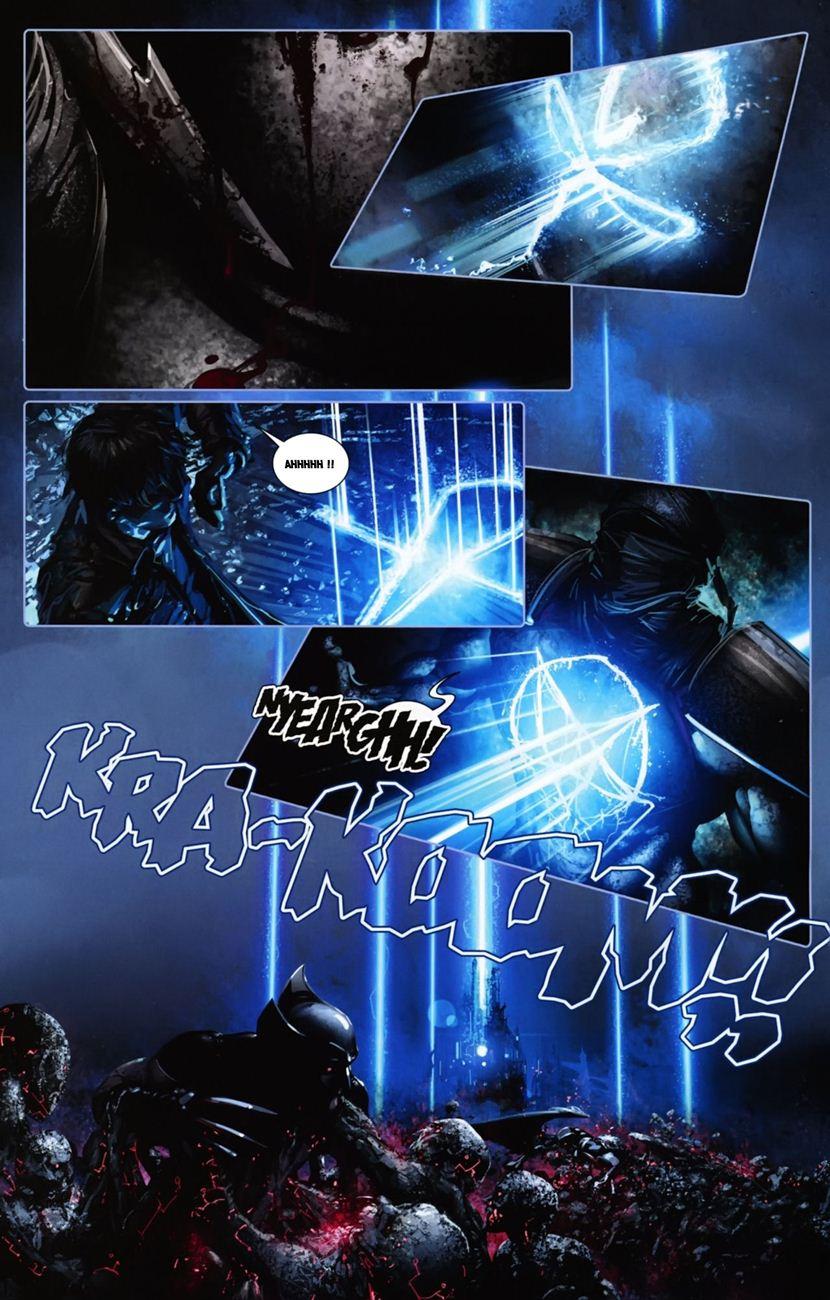 X-Men Necrosha chap 11 trang 20