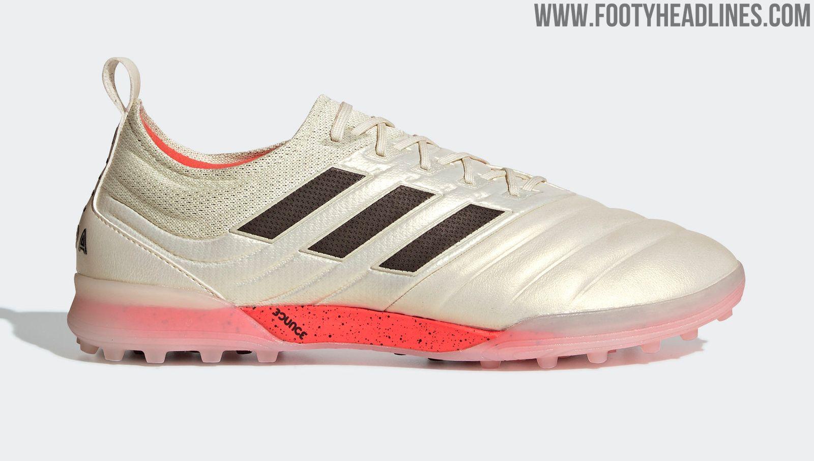 500c9ea2014deb Adidas Copa Tango 19 Indoor   Turf Boots Launched - Footy Headlines