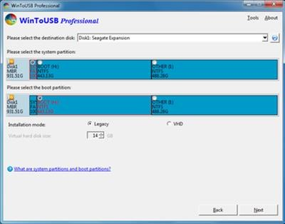 Download WinToUSB Enterprise 2.7 Realease 1 Multilingual Portable