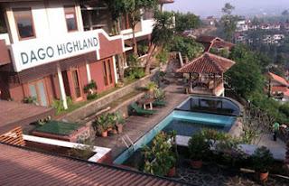 Hotel Dago Highland Resort & Spa Bandung