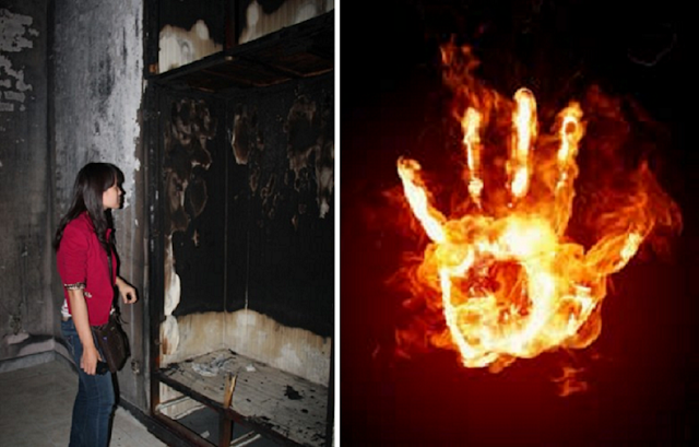 Indigo δημιουργεί φωτιά με το μυαλό