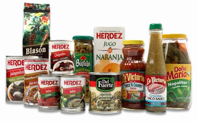 Jugos, salsas, chiles