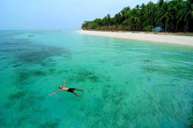 Pulau Ketawai Bangka Belitung