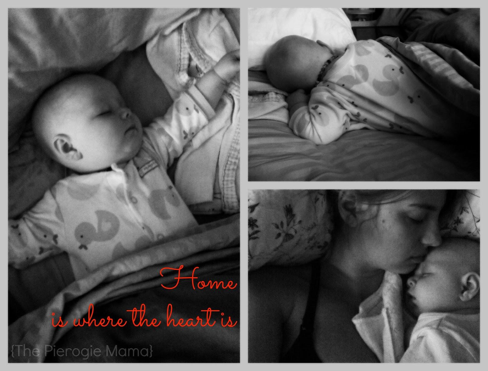 The Pierogie Mama Bed Sharing