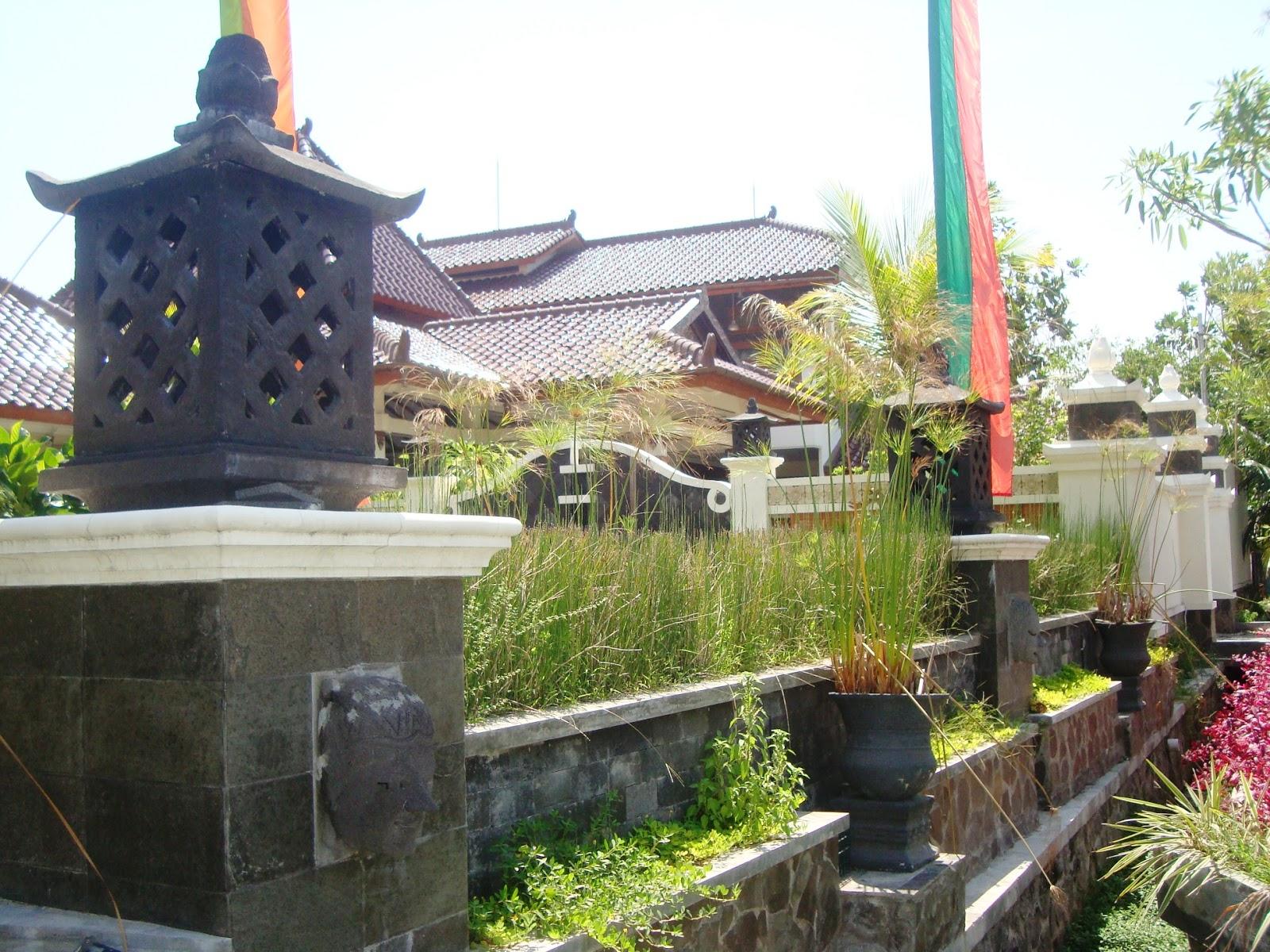 Gambar Pagar Rumah Gaya Bali | Desain Rumah