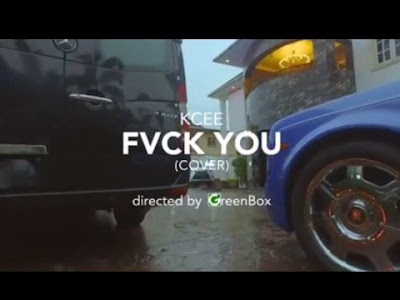 """Kcee – """"Fvck You"""" (Cover)"""