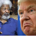Wole Soyinka trends on Nigeria Twitter for saying he will destroy his green card if Trump wins