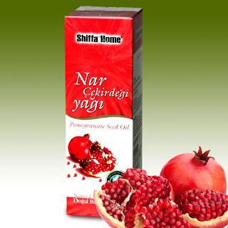 Khasiat minyak buah delima