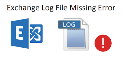 Operation Terminated with Error 528 Current Log File Missing in Exchange