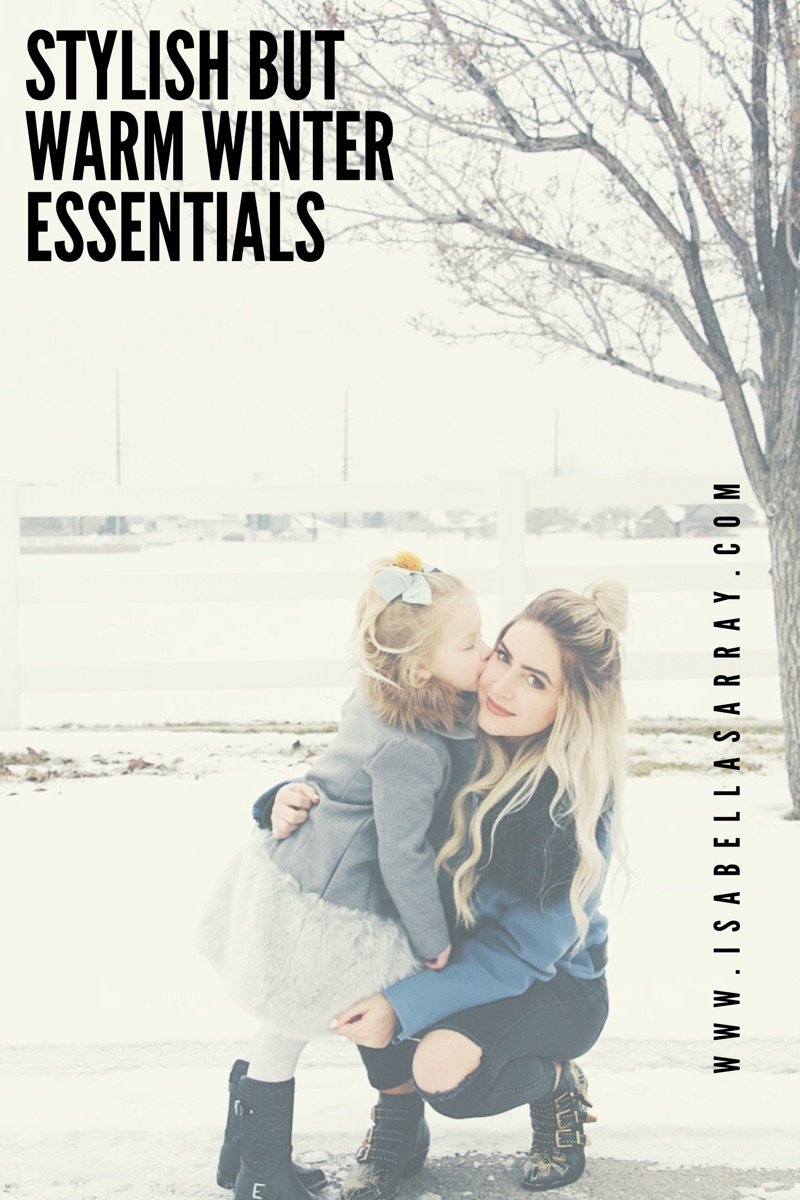 Stylish and Warm Winter Essentials