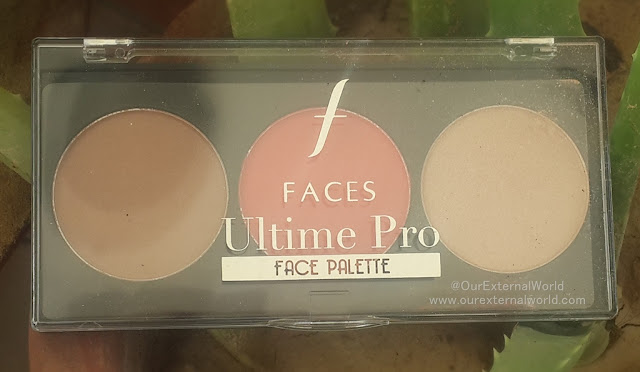 FACES Canada Ultime Pro Face Palette - Fresh