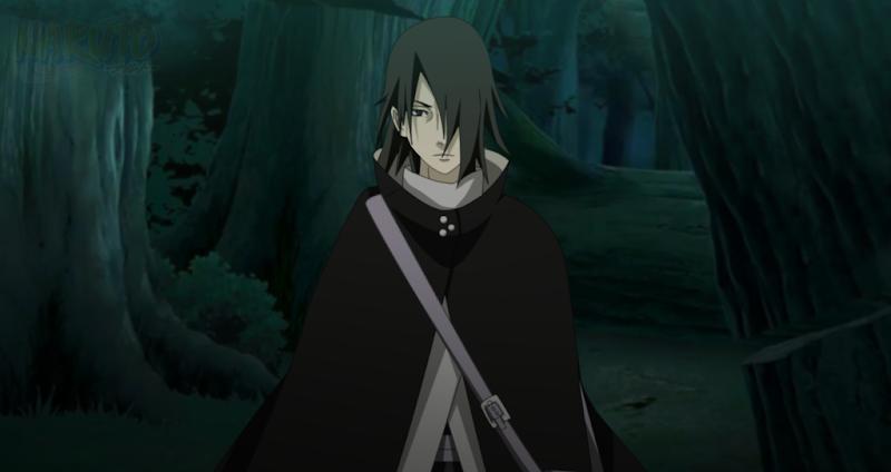 Sasuke tua