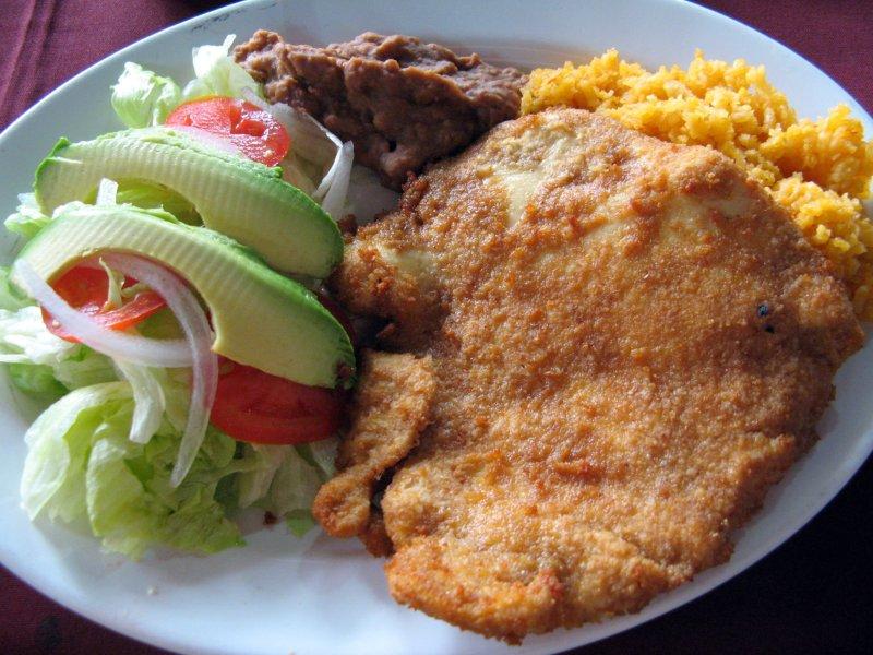 My Mexican Kitchen: El Rincón De Allende Morelia