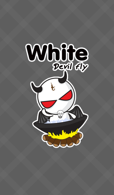 White Devil fly