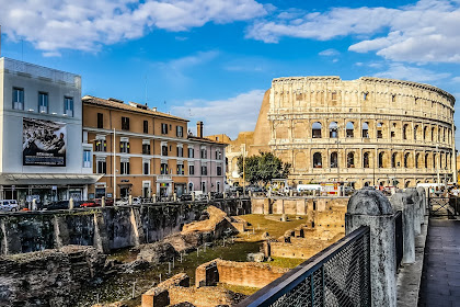 Psst! Ini 5 Tempat Keren di Roma yang Masih Jarang Dikunjungi