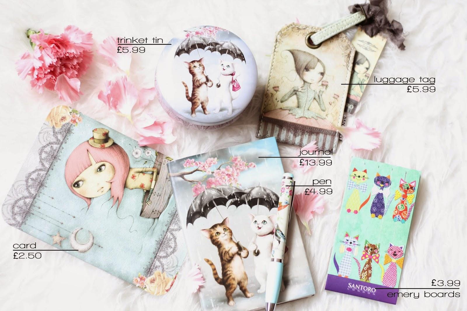 Santoro London gift ideas