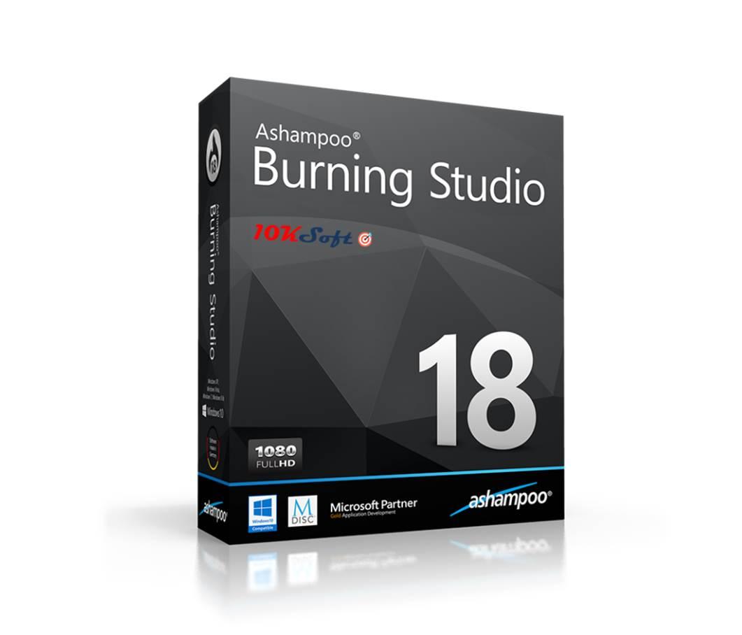 Ashampoo Burning Studio 18 Free Download