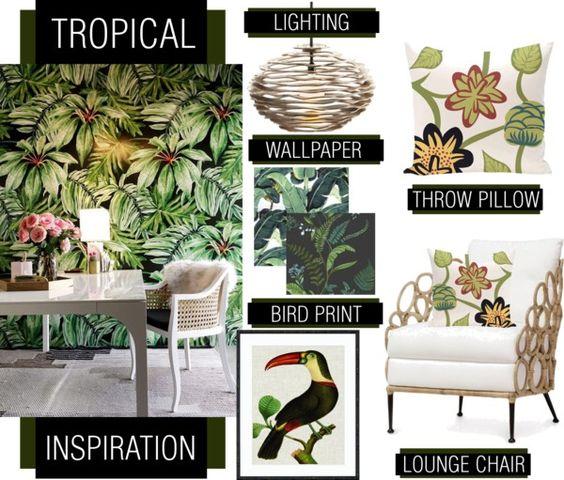 Bring The Tropics Home www.toyastales.blogspot.com #ToyasTales