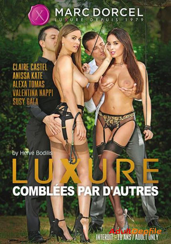 [18+] Luxure My Wife Fucked By Others 2018 HDRip 720p