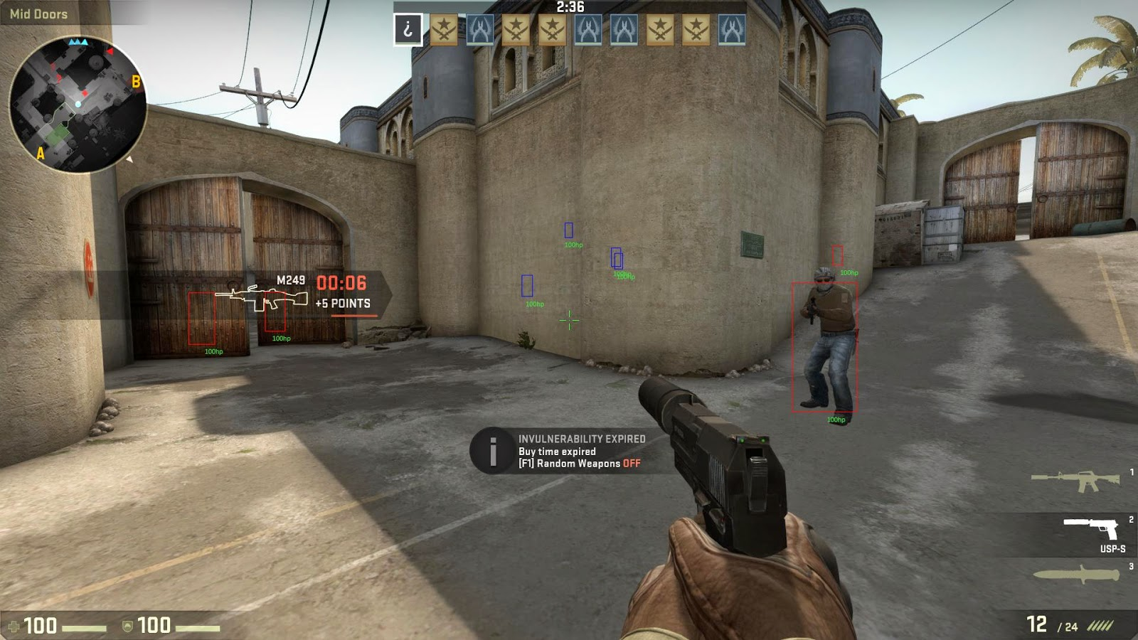 HRgdxCH Counter Strike CSGO Wallhack Ambot Mayıs Hile Botu indir